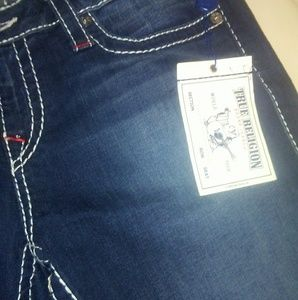 Brand New never worn True Religion Jeans